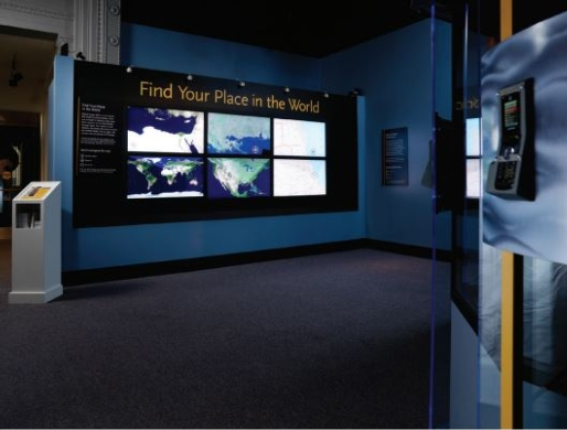 NEC Display: Chicago's Field Museum