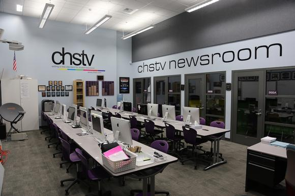 Carlsbad High School's Award-Winning CHSTV Broadcast Journalism Program
