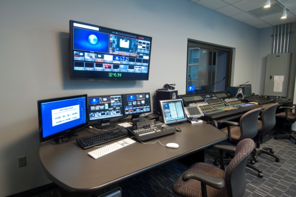 Dorrance H. Hamilton Public Media Commons, WHYY Broadcast Facility