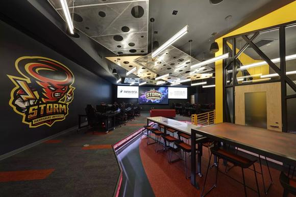 Harrisburg University utilizes Barco UniSee to create the ultimate eSports practice facility