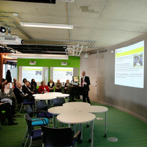University of Essex Learning Hub at The Forum