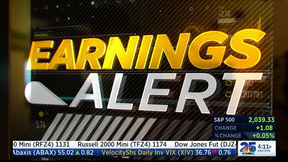 CNBC - On-air Look Redesign a Step Beyond Video Graphics