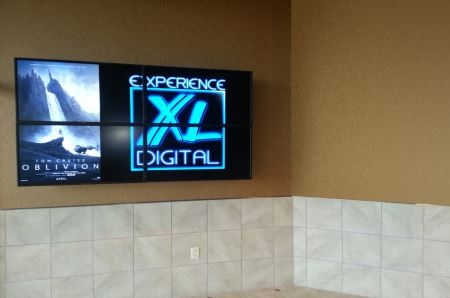 NEC Display: Fridley Theatres