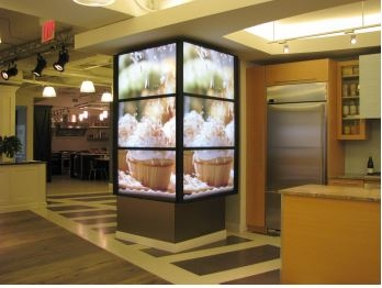 NEC Display: GE Monogram Design Center