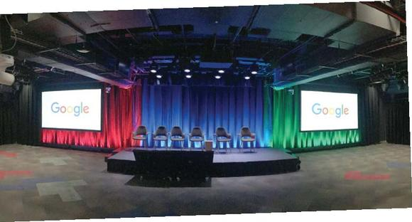 Google NYC Streamlines Corporate Video Productions with Telemetrics Camera Robotics Systems
