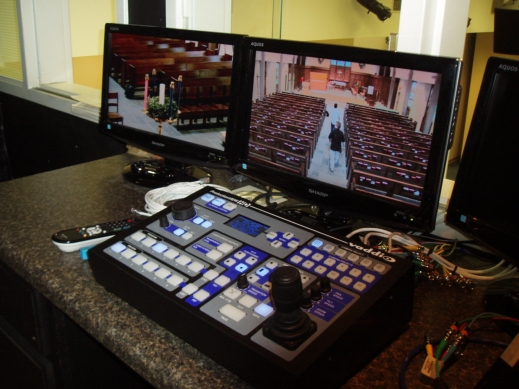 Vaddio High Definition Camera Systems Used in Major Church Renovation