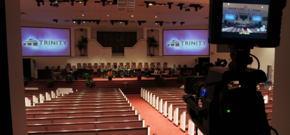 Trinity Baptist Church Captures Every Angle with Vaddio PTZ Technology