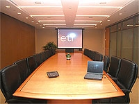 Hitachi Capital America Boardroom and Bistro