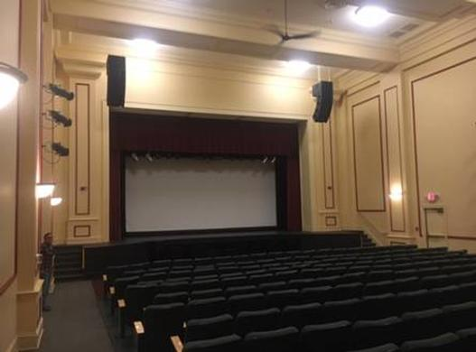 Old is new again at the historic Capitol Theatre in Greeneville, Tennessee