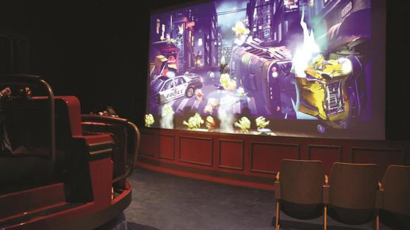 New interactive ride in Walibi excites visitors of all ages