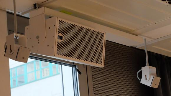 Meyer Sound Constellation Advances Direct Communication at Sweden's World-Leading Medical School