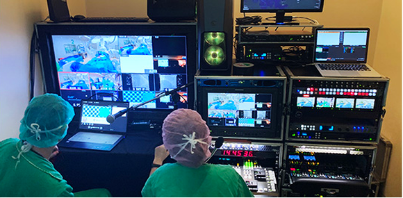 Taiwan-Based King Communication Taps AJA Gear to Broadcast Cardiology Procedures for Medical Training & Advancement