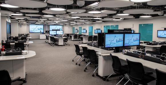 Magewell Capture Devices Expand Connectivity for WolfVision-Powered Active Learning Space at London Business School