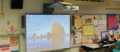NEC Display: Little Rock School District