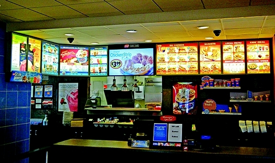 Dairy Queen® System Serves Up New Digital Signage