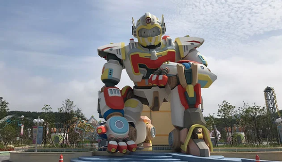 Christie powers world'™s first robot theme park