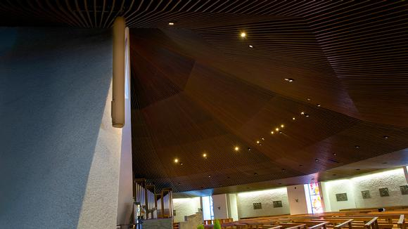 Meyer Sound CAL Loudspeakers Enhance Intelligibility and Aesthetics at Swiss Church