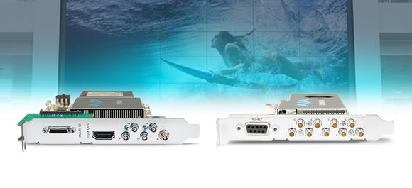 Spin Digital 8K HEVC Media Player Leverages AJA KONA 5 and Corvid 88 for Fast, Flexible I/O