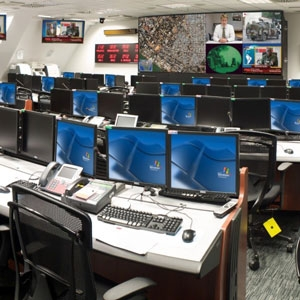 U.S. Africa Command Joint Operations Center