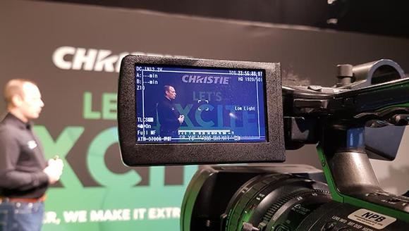 Christie'™s virtual studio delivers big impact