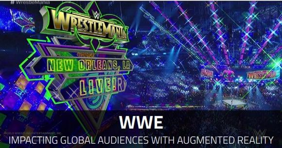 WWE- Impacting Global Audiences with Augmented Reality